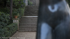 Caant somnis Fotoviva (http://www.fotovivaonline.com/) Tags: barcelona people spain streetphotography taller catalunya montjuic tallers itinerari tallerdefotografia fotoviva ferrantaberner itinerarifotogrfic itinerarifotoviva