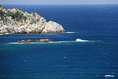 Summer is coming... (GeorgeKats) Tags: blue sea summer seascape greek hellas greece