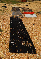Down the boats 18 (Bruners) Tags: changing same always ever | afinemess paddyhamilton dungenessbeach