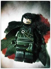 Snow (LegoKlyph) Tags: snow ice fire lego custom thewall blackwatch jonsnow gameofthrones