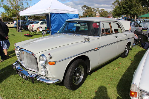 1970 Rover P5B 3½ Litre Saloon