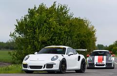 2X Porsche 911 GT3 RS (Mysea!) Tags: car nikon df 911 85mm porsche slovakia rs combo gt3 sportcar aut worldcars