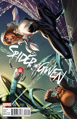 Spider-Gwen 7 (J. Scott Campbell connecting crossover cover) (FranMoff) Tags: comicbooks campbell doctoroctopus jscottcampbell dococ spidergwen