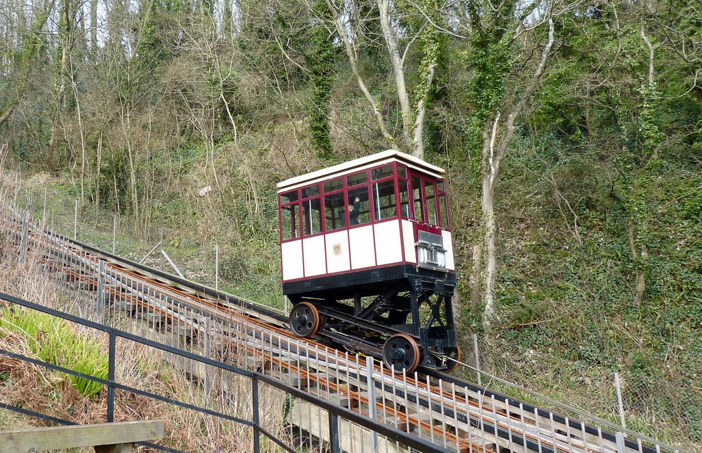 Oddicombe Cliff Railway