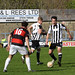"""Dorchester Town 1 v 4 kettering Town SPL 23-4-2016-6627 • <a style=""""font-size:0.8em;"""" href=""""http://www.flickr.com/photos/134683636@N07/26602934735/"""" target=""""_blank"""">View on Flickr</a>"""