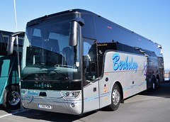 TX16POW  Berkeley, Paulton (highlandreiver) Tags: bus bristol berkeley coach tx rally van pow blackpool coaches hool 2016 tx16 paulton tx16pow