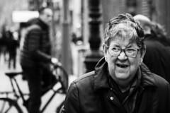 Keep Staring I Might Do A Trick (Anna Larsson Photography) Tags: barcelona portrait people blackandwhite woman monochrome blackwhite spain women dof retrato candid streetphotography stranger retratos espana human portraiture humans spanien raval orginal portrtt svartvitt frmling mnniskor streetstories skrpedjup gatufoto gatufotografering portraitsfromthestreet annalarsson gatuportrtt vitastunder portrttfrngatan streetportratist