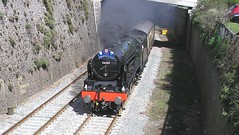 Royal Scot On The GWR (Sir Hectimere) Tags: royalscot steamlocomotives