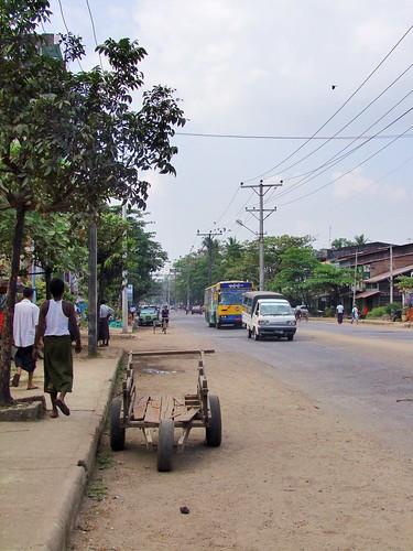 Yangon 2008 - Myanmar 32