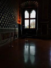 Peeking Duomo from the old Medici palace (ashabot) Tags: dark gothic duomo renaissance medici florenceitaly lightanddark