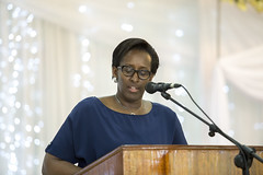 Graduation Ceremony at Green Hills Academy | Kigali, 30 April 2016 (Jeannette Kagame) Tags: stella school green ford high class hills academy jeannette 2016 kagame mugabo firstladymrskagame indatsindwa