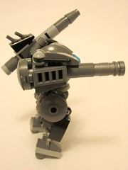IMG_4437 (「Ray the Fox」) Tags: lego system mech moc miniscale