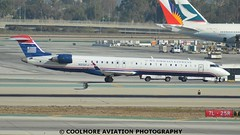 2014_10_03_LAX0193 (COOLMORE PHOTOGRAPHY) Tags: los airport angeles lax crj usairways bombardier canadair crj900 usairwaysexpress canadaircrj900 klaxn915fj
