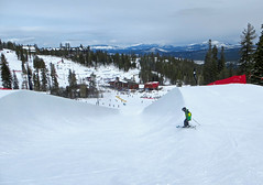 Northstar Superpipe (benjaminfish) Tags: snow ski january tahoe northstar 2016