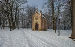 St. Joseph's Chapel (10) (Vlado Ferenčić) Tags: winter churches croatia hrvatska nikkor173528 stjosephschapel nikond600 novidvori zaprešić castleschurches