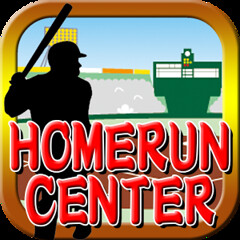 HomerunCenter - Android & iOS apps - Free (jpappsdl) Tags: sports japan japanese baseball bat free down center swing upper middle batting simple ios flick android homerun method apps sportsgame homeruncenter