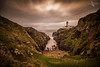 Approaching Storm (Mr Bultitude) Tags: longexposure ireland wild lighthouse seascape storm way atlantic coastline donegal fanad