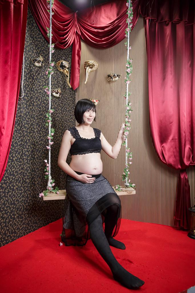 孕婦寫真,孕婦攝影,蘿絲可可,孕婦棚拍,Doris070