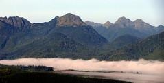 Queen Charlotte Ranges (Dru!) Tags: summer cloud mountain canada fog bc britishcolumbia grahamisland haidagwaii
