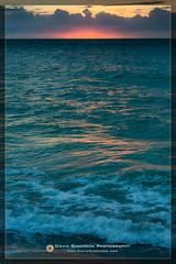 Captiva Island, Florida (David Simchock Photography) Tags: ocean sunset orange usa cloud beach gulfofmexico water clouds photo image florida photograph southflorida captivaisland davidsimchockphotography dijoncreativesolutions muckyduckrestuarant