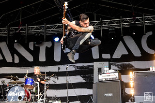 Anti-Flag // Shot by Charlotte Davidson