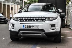 Malta Diplomatic - Land Rover Range Rover Evoque SD4