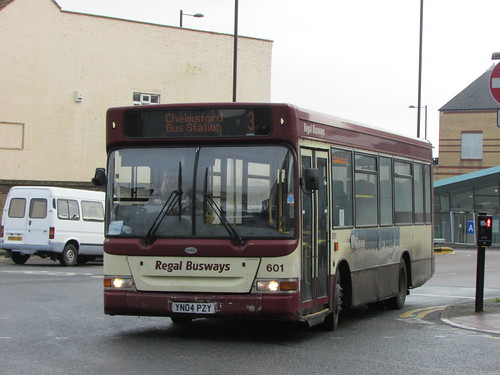 Regal Busways 601