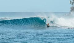 2.12.16 Honolua Bay (airinnajera) Tags: sports fun hawaii bay nikon surf waves action aaron maui surfing najera honolua d4s
