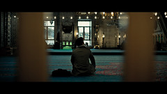 Eminn New Mosque, Istanbul (emrecift) Tags: street canon photography 50mm candid istanbul cinematic anamorphic eminonu newmosque 2391 5dc emrecift