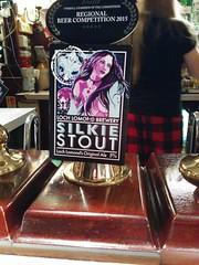 Loch Lomond Silkie Stout (DarloRich2009) Tags: beer ale brewery lochlomond bitter camra stout realale campaignforrealale handpull lochlomondbrewery lochlomondsilkiestout silkiestout