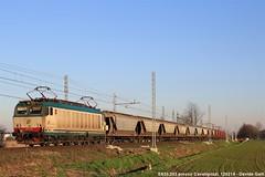 E633.203 (Davuz95) Tags: x cargo cremona trenitalia cereali veronesi e652 acquanegra