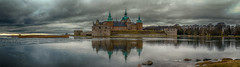 Kalmar castle panorama HDR (A.Husvaer) Tags: castle water sweden historic kalmar kalmarcastle xe2 hccity xf1855f456