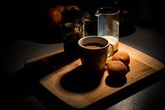 BeignetBoost (CollardGreens) Tags: coffee café nikon beignet press aroma d800 2870mmf28 f64g74r2win
