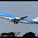B747-406/M | KLM | PH-BFT | HKG
