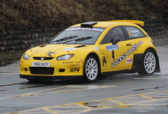 Proton S2000 (DaveWilcock) Tags: west rally north stages s2000 proton fleetwood northweststagesrally2016