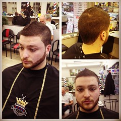 #fohawk #barber #hairdonebymikes @sspittel (mainbarbers) Tags: barber fohawk uploaded:by=flickstagram instagram:photo=860519547452943290627728481 sspittel hairdonebymikes