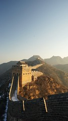 DSC09741 (rickytanghkg) Tags: china morning winter snow cold landscape ancient asia ruin thegreatwall
