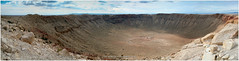 Arizona Meteor Crater, United States (CvK Photography) Tags: autumn arizona panorama usa holiday color fall nature america canon landscape us unitedstates unitedstatesofamerica australia crater amerika meteor meteorite landschap meteorcrater winslow meteoor verenigdestaten