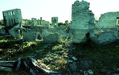 Hot Wells Ruins (David Adam Salinas) Tags: abandoned film sanantonio crossprocessed ruins urbanexploration analogphotography urbex canoneos1v tokina1628mmf28fx hotwellsruins