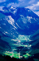 St Anton, Austria, 1994 (Thomas Tolkien) Tags: landscape education teacher tolkien thomastolkien tomtolkien tolkienphotography httpsthomastolkienwordpresscom