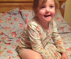 Ready for a story (NellyMoser) Tags: ikea bedtime evie cathkidston gtandchildren