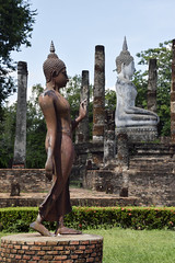 _GRL7683 (TC Yuen) Tags: architecture thailand ruins asia southeastasia buddha unesco worldheritage norththailand ancientcapital