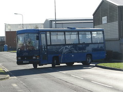 Tantivy 14 (Coco the Jerzee Busman) Tags: uk blue bus islands coach jersey channel tantivy