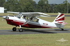 VH-TOP BELLANCA 8KCAB DECATHLON (QFA744) Tags: bellanca decathlon 8kcab vhtop