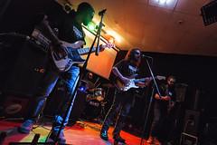 Zona Oscura en accin... I (maf.mendoza) Tags: people espaa music rock banda concert spain nikon gente interior concierto asturias tokina rockroll grupo msica avils instrumentos iso6400 zonaoscura atx116prodx nikond7200