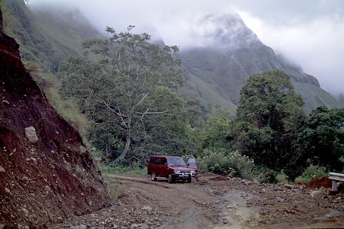 Pass am Gunung Adas
