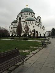 Church of saint sava #saintsava #belgrade #serbia #cathedral #love #2016 #winter #february (Mystery_r) Tags: winter love cathedral serbia belgrade february 2016 saintsava