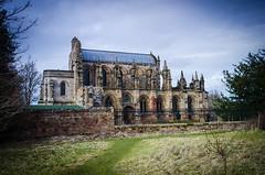 Roslyn Chapel (daedmike) Tags: church scotland chapel medieval masonic mysterious historical templar roslynchapel