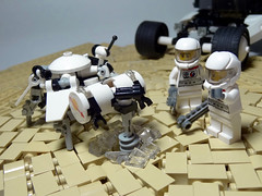 LSA AMSU (Intentor) Tags: lego space science marchikoma
