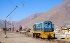 Bow before me! (david_gubler) Tags: chile train railway llanta potrerillos ferronor